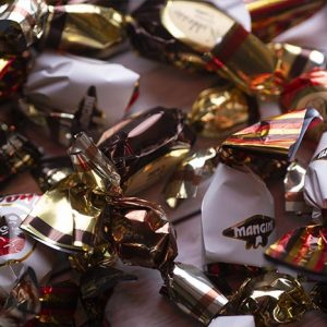 Caramelle Linea Cioccolato Mangini